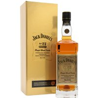 Jack Daniels No.27 Gold Tennessee Whiskey