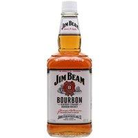 Jim Beam White Label / Magnum Kentucky Straight Bourbon Whiskey