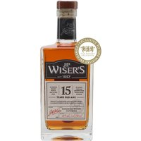 JP Wiser's 15 Year Old Canadian Whisky