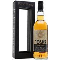 Benrinnes 1996 / 20 Year Old / Kingsbury Speyside Whisky