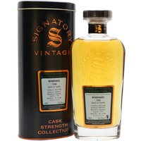 Benrinnes 1996 / 22 Year Old / Signatory Speyside Whisky