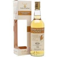 Brora 1982 / Connoisseurs Choice Highland Single Malt Scotch Whisky