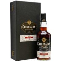 Brora 1981 / 23 Year Old / Pedro Ximenez Sherry /Chieftains Highland Whisky