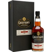 Brora 1981 / 23 Year Old / Pedro Ximenez Sherry/ Chieftains Highland Whisky