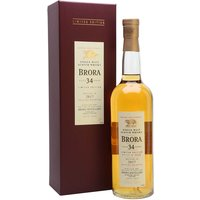 Brora 1982 / 34 Year Old / Special Releases 2017 Highland Whisky