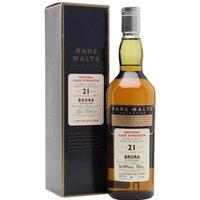 Brora 1977 / 21 Year Old / Rare Malts Highland Whisky