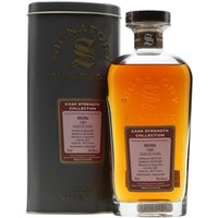Brora 1981 / 22 Year Old / Sherry Butt / Signatory Highland Whisky