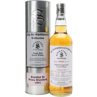 Brora 1981 / 23 Year Old / Signatory Highland Whisky