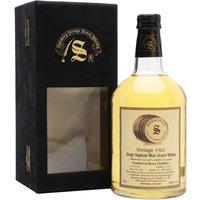 Brora 1982 / 20 Year Old / Signatory Highland Whisky