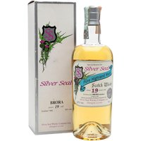 Brora 1982 / 19 Year Old / Silver Seal Highland Whisky