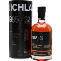 Bruichladdich 1985 / Hidden Glory / 32 Year Old / Rare Cask Series Islay Whisky
