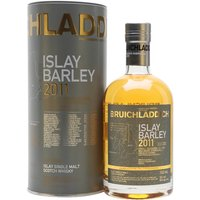 Bruichladdich Islay Barley 2011 Islay Single Malt Scotch Whisky