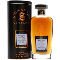 Bruichladdich 1990 / 29 Year Old / Sherry Cask / Signatory Islay Whisky