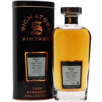 Braeval 2000 / 21 Year Old / Signatory Speyside Whisky