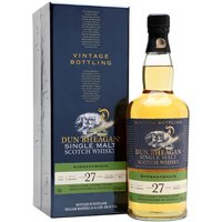 70cl / 43.4% / Dun Bheagan  - Dun Bheagan released this 27-year-old Bunnahabhain in 2017. Distilled in October 1989 and aged in a pair of hogsheads, 427 bottles were produced.