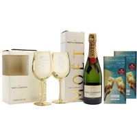 Moet & Chandon Champagne Show Ticket Package / 2 Tickets