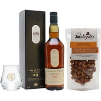 Lagavulin 16 Year Old and Cheese on Toast Popcorn Bundle