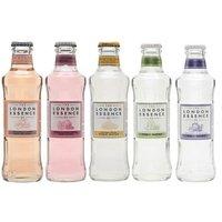 London Essence Co. Mixer Selection / 6 Bottles