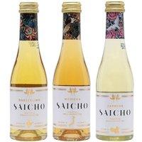 Saicho Cold Brewed Tea Collection / 3 Bottles