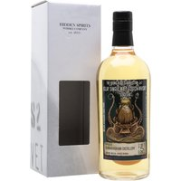 Bunnahabhain Staoisha 5 Year Old / Hidden Spirit Islay Whisky