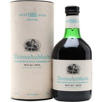 Bunnahabhain 1966 / 35 Year Old / Sherry Cask Islay Whisky