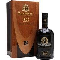 Bunnahabhain Canasta 1980 / 36 Year Old Islay Whisky