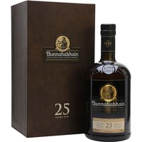 Bunnahabhain 25 Year Old / Old Presentation Islay Whisky