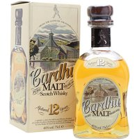 Cardhu 12 Year Old / Bot.1980s Speyside Single Malt Scotch Whisky