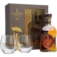 Cardhu 12 Year Old / 2 Glass Pack Speyside Single Malt Scotch Whisky