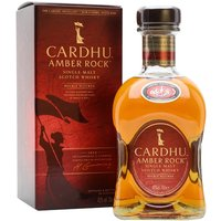 Cardhu Amber Rock Speyside Single Malt Scotch Whisky