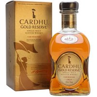 Cardhu Gold Reserve / Cask Selection Speyside Whisky