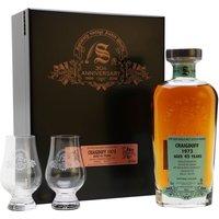 Craigduff 1973 / 45 Year Old / Signatory 30th Anniversary Speyside Whisky