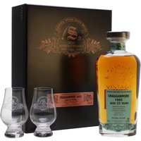 Cragganmore 1985 / 33 Year Old / Signatory 30th Anniversary Speyside Whisky