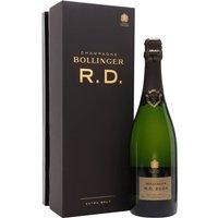 Bollinger R.D 2004 Champagne / Gift Box