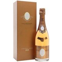 Louis Roederer Cristal 2008 Rose Champagne