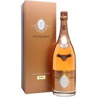Louis Roederer Cristal Rose 2009 Champagne / Magnum