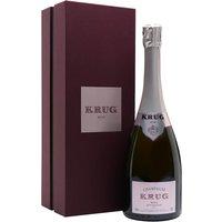 Krug Rose NV Champagne / Gift Box