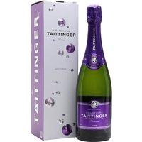 Taittinger Nocturne Sec NV Champagne / Gift Box