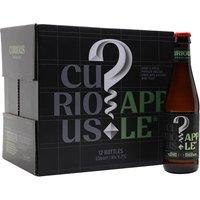 Chapel Down Curious Apple Cider / Case of 12 Bottles