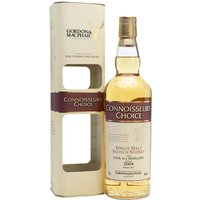 70cl / 46% / Gordon & MacPhail - A 2004 vintage Caol Ila from independent bottler Gordon & MacPhail as part of the Connoisseurs Choice series. This was aged for around 13 years in bourbon barrels before release in 2017.