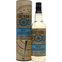 70cl / 46% / Douglas Laing - A young independent bottling of Caol Ila from Douglas Laing as part of the Provenance series of bottlings. Distilled in March 2011 and aged for five years in a refill hogshead, this is sweet and smoky with notes of meat, honeycomb and bonfire smoke.