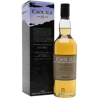 Caol Ila 15 Year Old Unpeated / Special Releases 2018 Islay Whisky