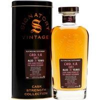 Caol Ila 1983 / 31 Year Old / Signatory / TWE Exclusive Islay Whisky
