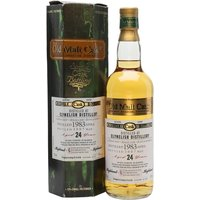 Clynelish 1983 / 24 Year Old / Old Malt Cask Highland Whisky