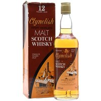 Clynelish 12 Year Old / Bot.1980s Highland Single Malt Scotch Whisky