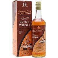 Clynelish 12 Year Old / Bot.1970s Highland Single Malt Scotch Whisky