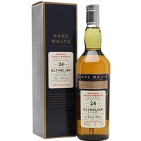 Clynelish 1972 / 24 Year Old / Rare Malts Highland Whisky