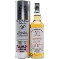 Clynelish 2008 / 11 Year Old / Signatory Highland Whisky