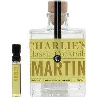Charlie's Classic Cocktails Vesper Martini