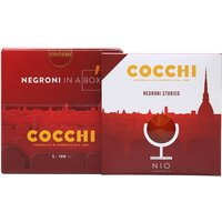 Cocchi Negroni in a Box / 5-pack